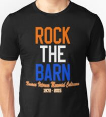 Rock the Barn!  Unisex T-Shirt
