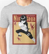 THIS IS MANGA - LEE TAIJUTSU 2 Unisex T-Shirt