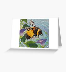 Miss Bumble Greeting Card