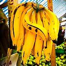 bananas by Claudio Pepper