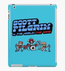 Scott Pilgrim Vs The World The Game iPad Case/Skin