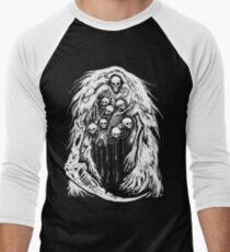 The Gravelord Men's Baseball ¾ T-Shirt