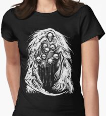 The Gravelord Womens Fitted T-Shirt