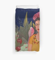 frida.licious Duvet Cover