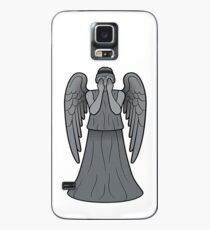 the lonely assassins - Weeping Angels Case/Skin for Samsung Galaxy