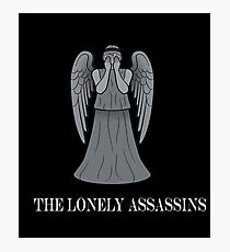 the lonely assassins - Weeping Angels Photographic Print