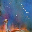 Night of the Sandhill Crane by Kay Hale