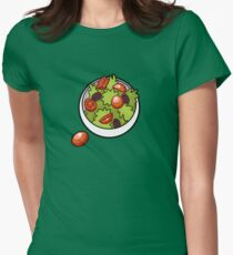Salad Women's Fitted T-Shirt