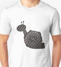 Carbon Fibre Turbo Snail Unisex T-Shirt