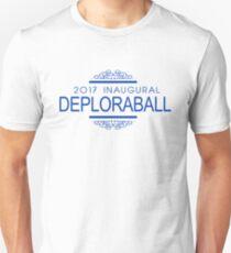President Trump 2017 Inaugural DeploraBall Unisex T-Shirt
