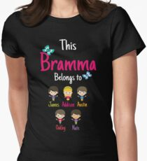 This Bramma belongs to James Addison Austin Oakley Nate T-Shirt