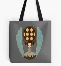 Bioshock little sister cool design Tote Bag