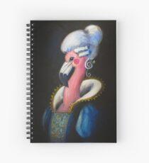 Marie Antoinette Spiral Notebook