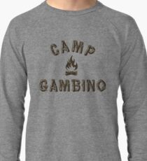 Camp Gambino Lightweight Sweatshirt