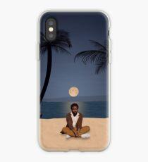 Late Night In KAUAI iPhone Case