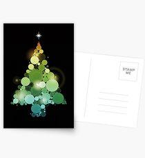 O Christmas Tree Postcards