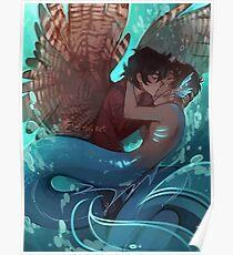 Kiss Kiss Drown at Sea Poster