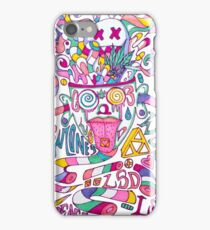Pastel Drugs iPhone Case/Skin