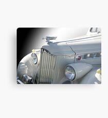 1940 Packard Super 8 160 Convertible Coupe Metal Print