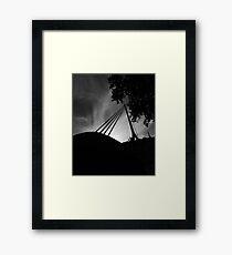 15 Lyon Rhone  Framed Print
