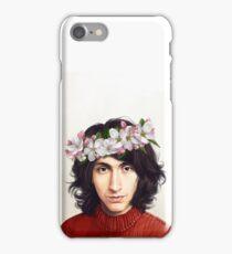 flower crown alex iPhone Case/Skin