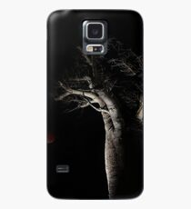 The Blood Moon And The Boab Tree Case/Skin for Samsung Galaxy