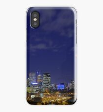 Lunar Eclipse - Perth Western Australia  iPhone Case