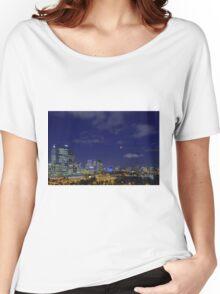 Lunar Eclipse - Perth Western Australia  Women's Relaxed Fit T-Shirt
