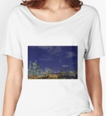 Lunar Eclipse - Perth Western Australia  Women's Relaxed Fit T-Shirt