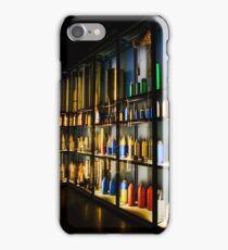 Passchendaele Bomb Room iPhone Case/Skin
