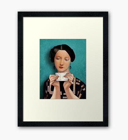 Remember Me Framed Print