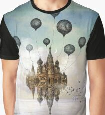 Journey to the East Graphic T-Shirt