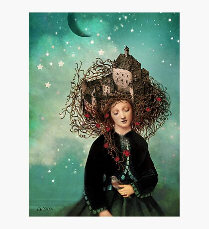 Sleeping beauty's dream Photographic Print
