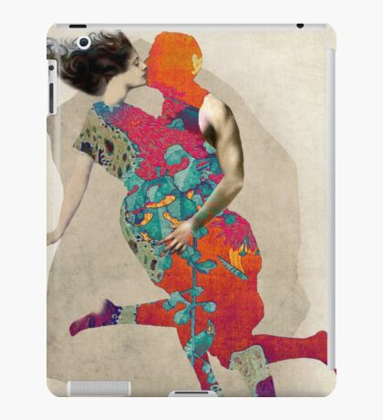 Love is a Tango iPad Case/Skin