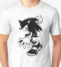 Sonic the Hedgehog [Black] T-Shirt