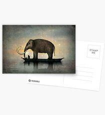 Silent night Postcards