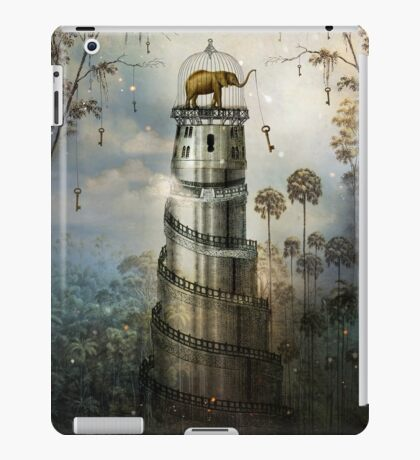 Where Keys hang on Trees iPad Case/Skin