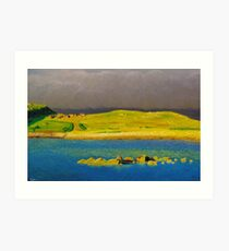 Garenin - after the storm Art Print