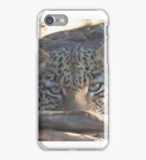 Staring Leopard iPhone Case/Skin