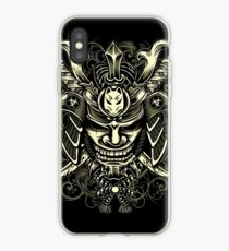 Revenge of Samurai iPhone Case