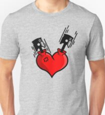 Heart Engine (4) T-Shirt