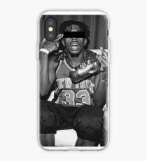 Crazy Boy iPhone Case