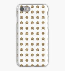 SEE NO EVIL, SPEAK NO EVIL iPhone Case/Skin