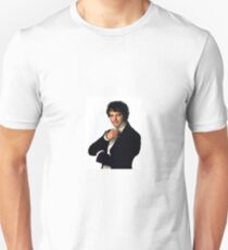 Colin Firth as Mr Darcy in Pride & Prejudice Unisex T-Shirt