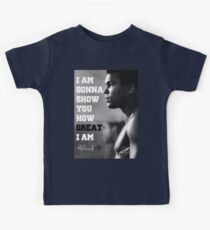 MUHAMMAD ALI - I AM GONNA SHOW YOU HOW GREAT I AM Kids Clothes