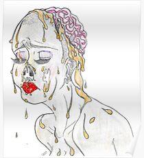 Faux Beauty Poster