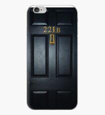 Sherlock 221b Door iPhone Case
