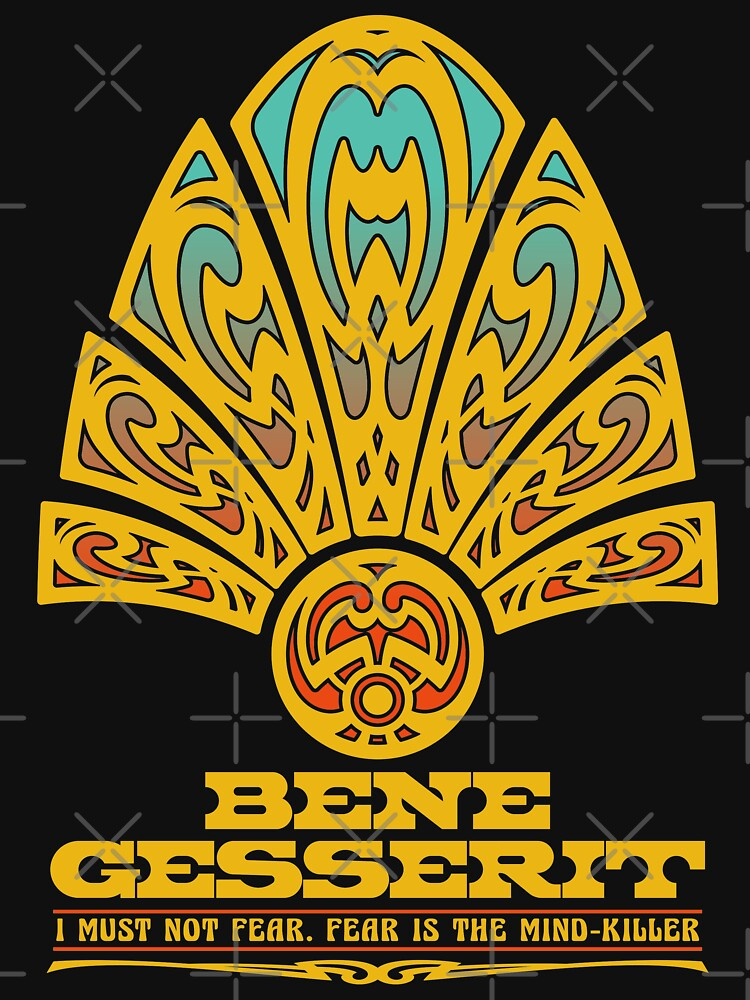 Dune BENE GESSERIT by Red-Ape