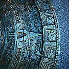 Aztec Calendar  by Susan McKenzie Bergstrom