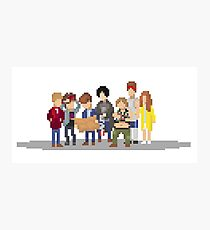 The Goonies! Photographic Print